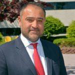 Porträtfoto von Omar Javaid, President der API-Plattform Vonage