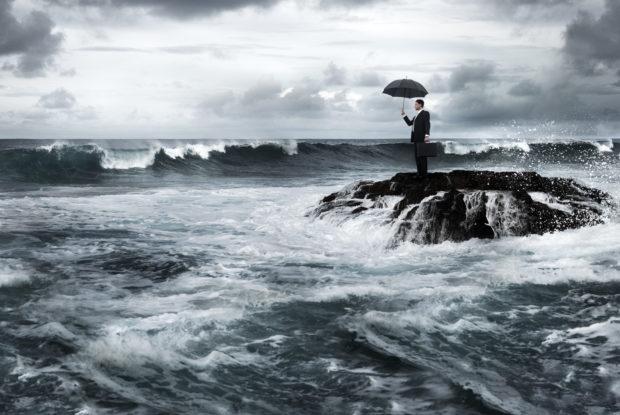 Diese drei Krisenindikatoren weisen frühzeitig auf eine mögliche Insolvenz hin