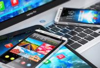 Mobile Endgeräte: Laptop, Smartphone, Tablet