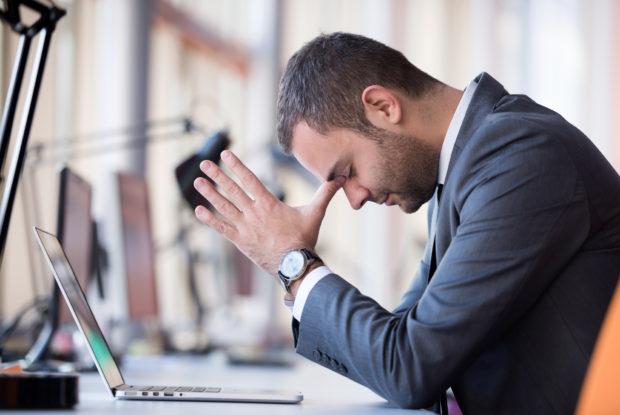 Bei Jobsuchenden sorgt die Online-Bewerbung für Frustration