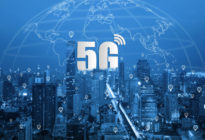 Smart city u.a. mit 5G Technologie