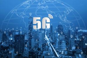 Smart city u.a. mit 5G Technologie