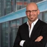 Porträtfoto von Markus Damer, Head of Finance bei creditsafe