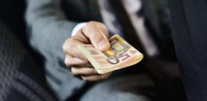 Finanzierung mit Geld