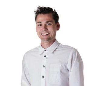 Porträtfoto von Michael Haller, CEO von Mypaketkasten