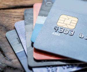 Kreditkarte als Bezahlmethode