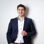 Porträtfoto Florian Edelmann, Coach