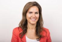 Porträtfoto von Gloria Hiltmair, Gründerin des Start-up Seitenbunt