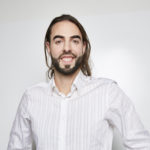 Porträtfoto von André Moll, CEO & Co-Founder von utryme.com