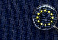 Mit Vergrößerungsglas sich die EU-DSGVO anschauen