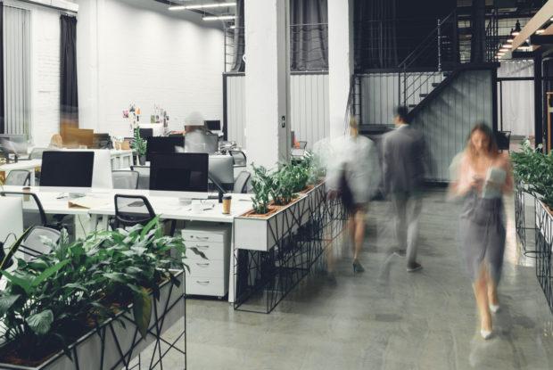 Modernes Büro
