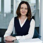Porträtfoto von Marlind Klopfer, Geschäftsführende Gesellschafterin der Norecu Executive Search GmbH