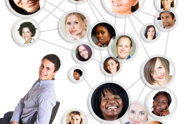 Networking: Die richtigen Kontakte können Türen öffnen