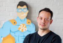 Porträtfoto von Christian Hellrung, Geschäftsführer Sparheld International GmbH