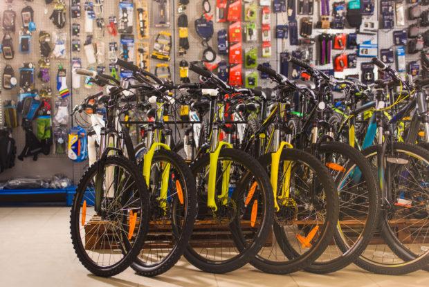 Die Fahrradhändler sind die Gewinner der Corona-Krise
