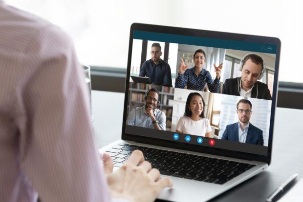 Videokonferenz-Knigge: Darauf sollten Sie achten