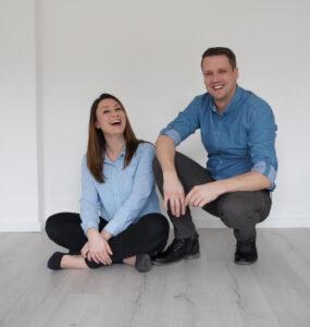 Inna und Vladi Falk, Gründer der Ropescout GmbH