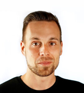 Porträtfoto von Flowkiss Gründer Jan Oostendorp