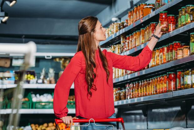 Konsumklima leidet unter hartem Lockdown