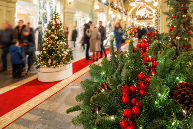 Konsumenten sparen nicht bei Geschenken