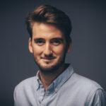Porträtfoto von Matthias Auf der Mauer, Gründer von AiSight
