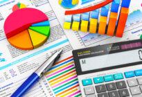Business- und Finanzkonzept