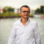 Porträtfoto von Damian Richter, Coach
