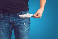 Kein Geld, Insolvenz