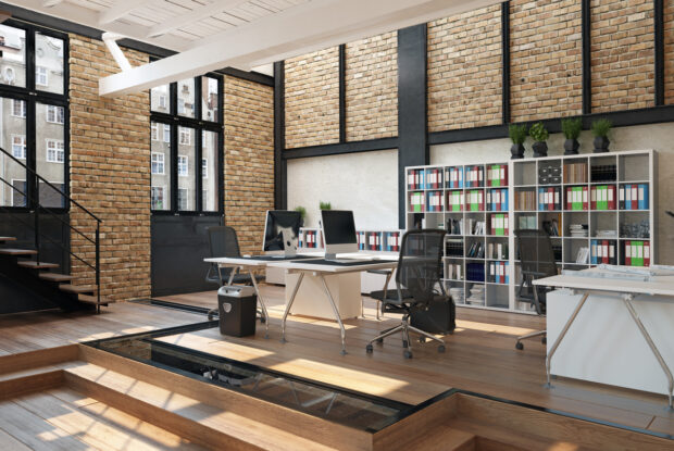 Hier zahlen Firmen für unbesetzte Büros am meisten