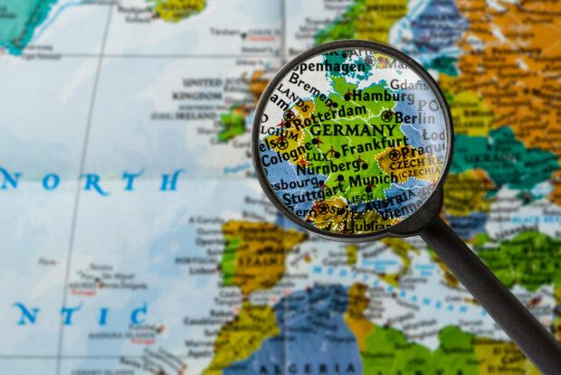 Auslandsumsätze des deutschen Mittelstands brechen um 17 % ein