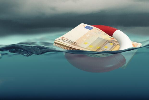 Staatseingriffe verhindern schlimmere Insolvenzwelle