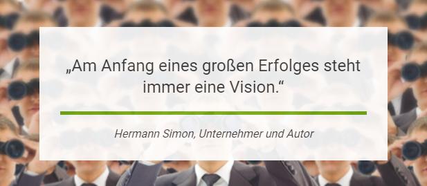 Hermann Simon: Am Anfang eines großen Erfolgs