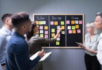 Projektarbeit im Team