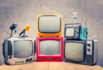 Alte Fernseher/Retro