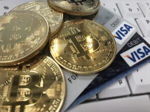 Kreditkarten und Bitcoin