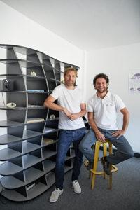 form.bar Gründer Nikolas Feth und Alessandro Quaranta