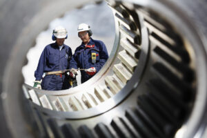 Stahl- und Metallindustrie