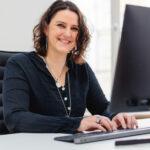 Porträtfoto von Christina Schröder, Online-Kanzlei Recht 24/7