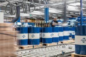 Fuchs Petrolub-Produktion
