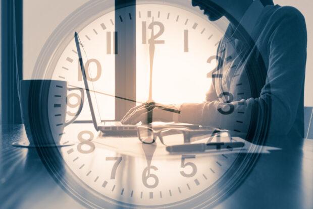 Teilzeit ist in deutschen Führungsetagen kaum verbreitet