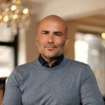 Porträtfoto von Kemal Üres, Unternehmer