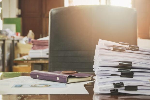 Mit diesen 7 Tipps kommt Ordnung ins Büro